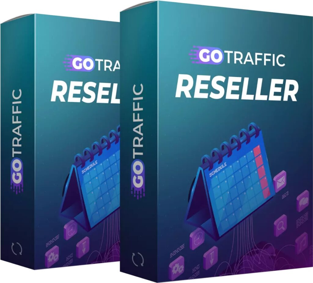 GoTraffic review reseller pic